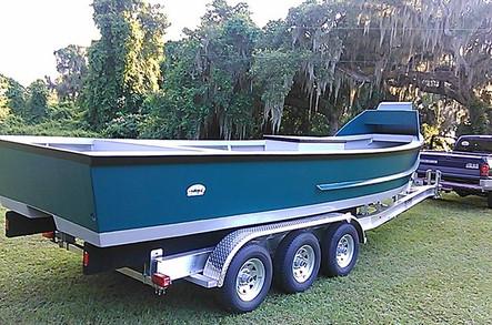 Kracker Built Boats
