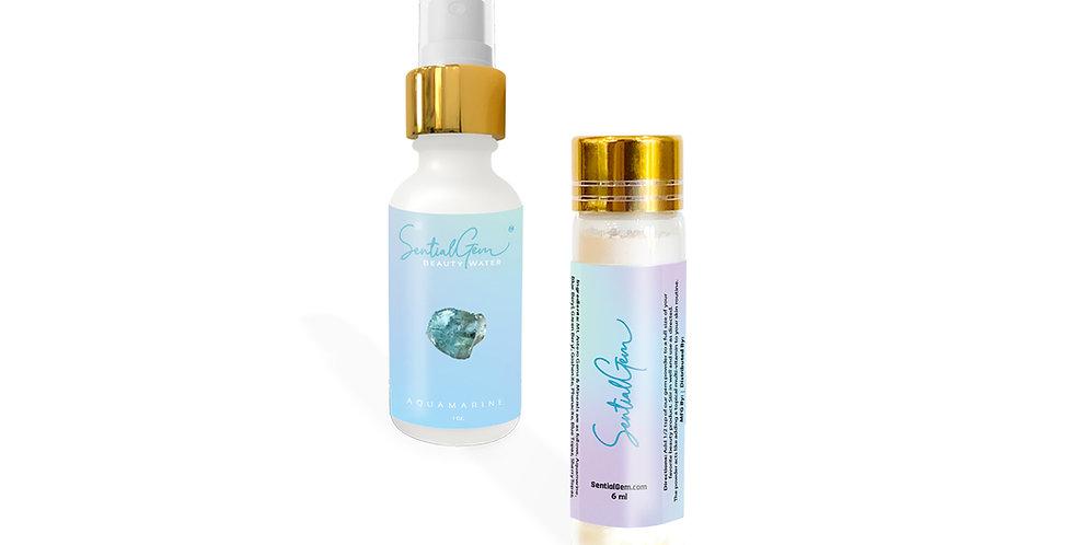 SentialGem™ Powder & Beauty Water Combo