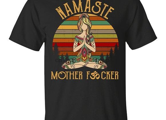 Om Namaste Yoga T-Shirt