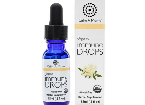 Immune Drops Are a Lifesaver With Seasonal Changes - Brittany M Calm-A-Mama