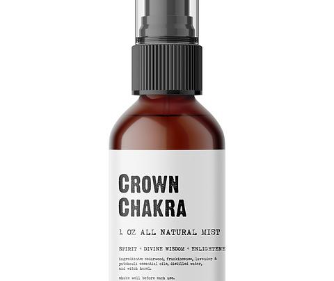 Crown Chakra Meditation Mist