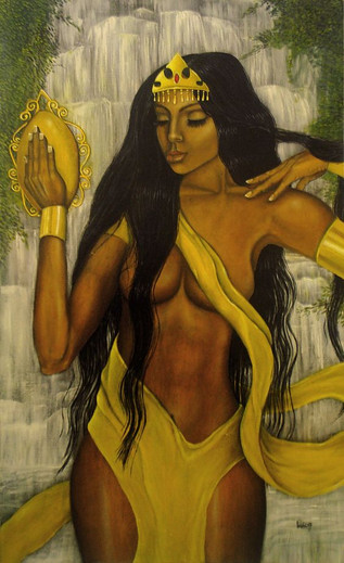 OSHUN - The goddess of Love