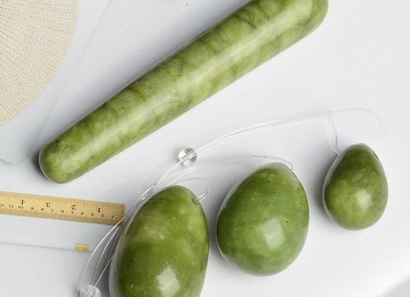 Natural Jade Yoni Egg Vaginal Muscle Tightening Tools