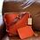 Thumbnail: Handbag & Matching Wristlet