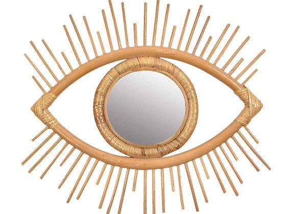 Decorative Wall  Eye Mirror