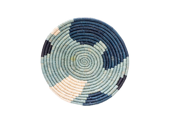 "10"" Medium Cool Sukari Round Basket"