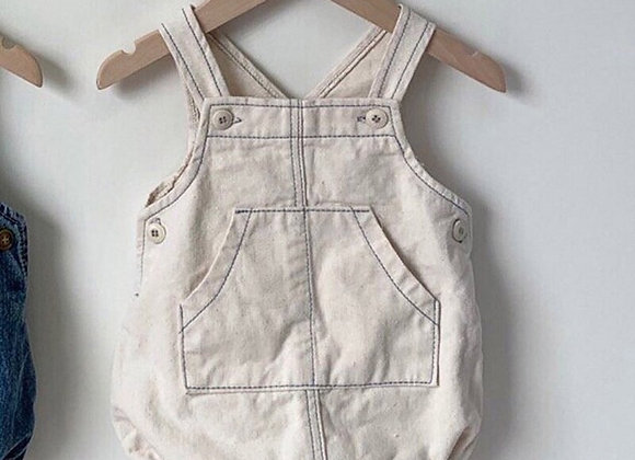Denim Bodysuits  Baby One Piece