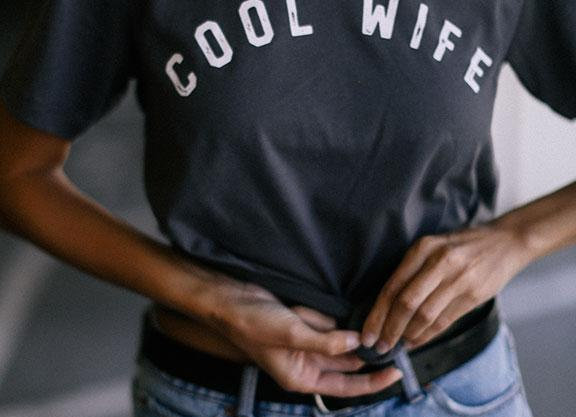 Cool Wife Graphic Tee
