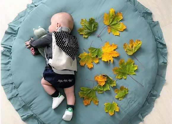 Round  Infant Playmat Rug