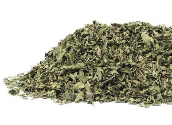 Peppermint Leaf cut 1oz