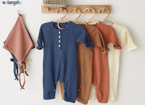 Baby Boy Romper Clothes 0-24m Newborn