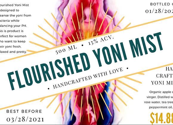 Flourished Yoni Mist