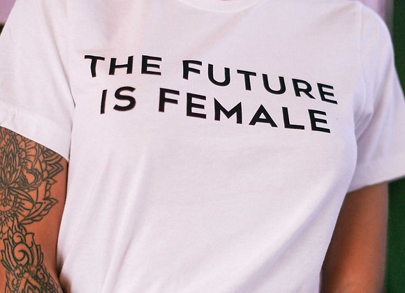 Future Is Female Graphic T-Shirt