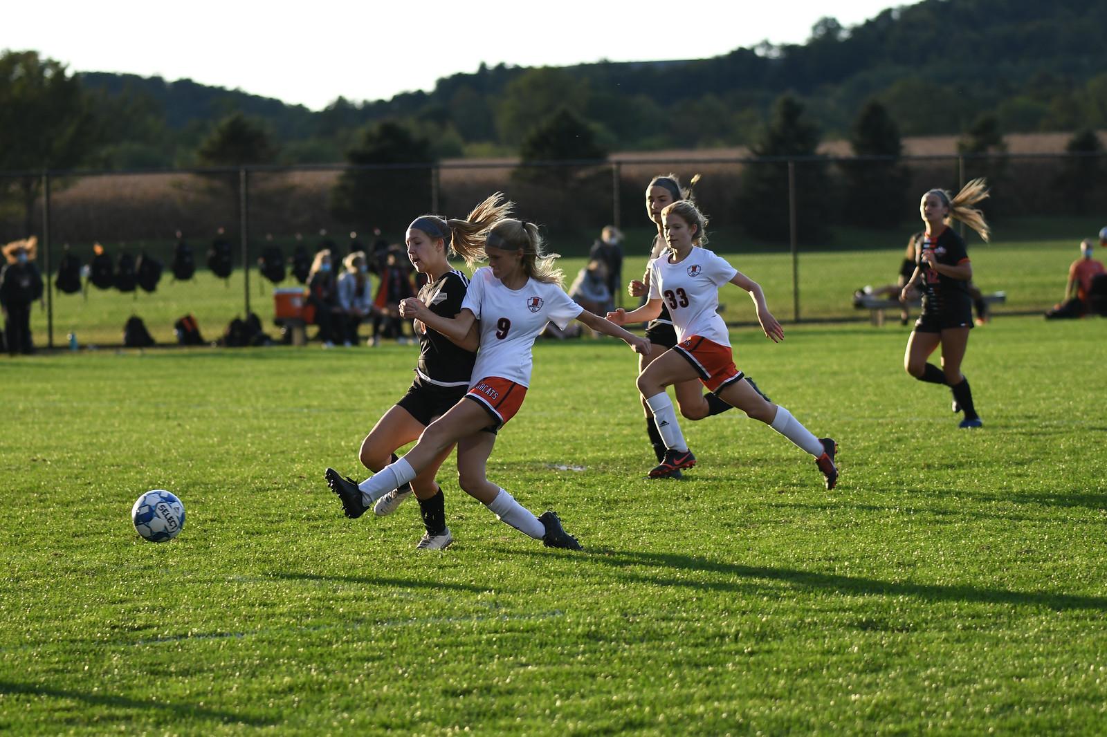 Girls soccer 1