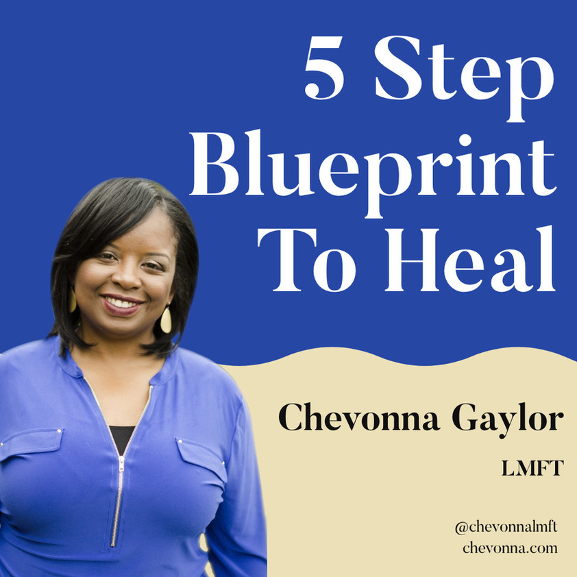 5 Step Blueprint To Heal