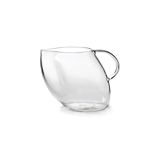Petit pichet en verre