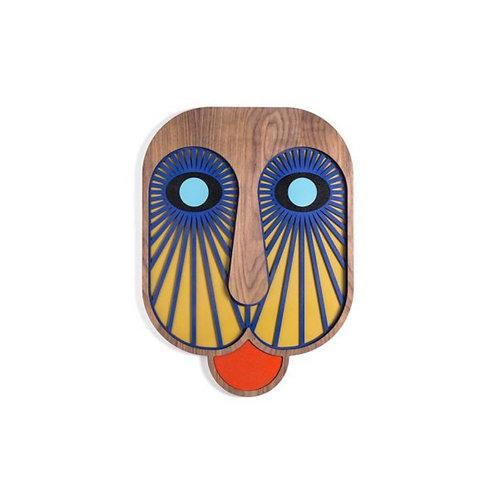 Masque mural Modern African Umasq