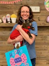 Lisa McDaniel                                Adopt-A-Pet and Cat Bio Coordinator, Social Media Team