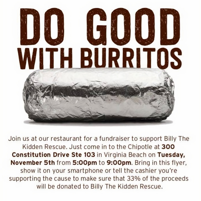 Chipotle Eat for Change