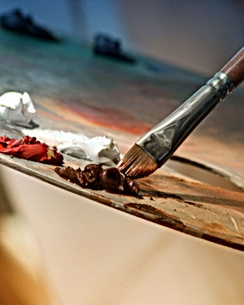 Ölmalerei-Workshop