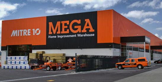 Mitre 10 Mega Ashburton, Timaru and Oamaru stores