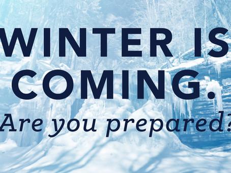 פוסט קורונה - Winter is Coming