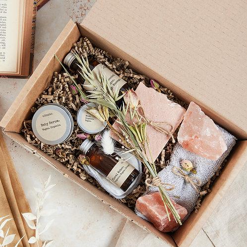New mum spa box - The Mama Kit