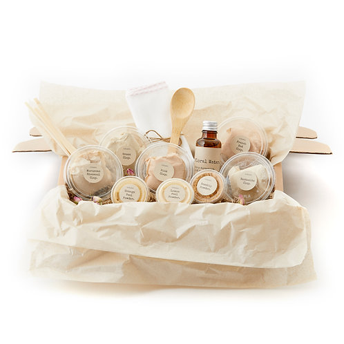 CLAY FACE MASK KIT