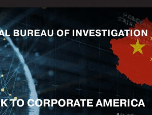 FBI reviews China and the Risk to Corporate America