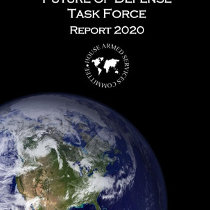 House Armed Services Committee (HASC) Future of Defense Task Force Report Review
