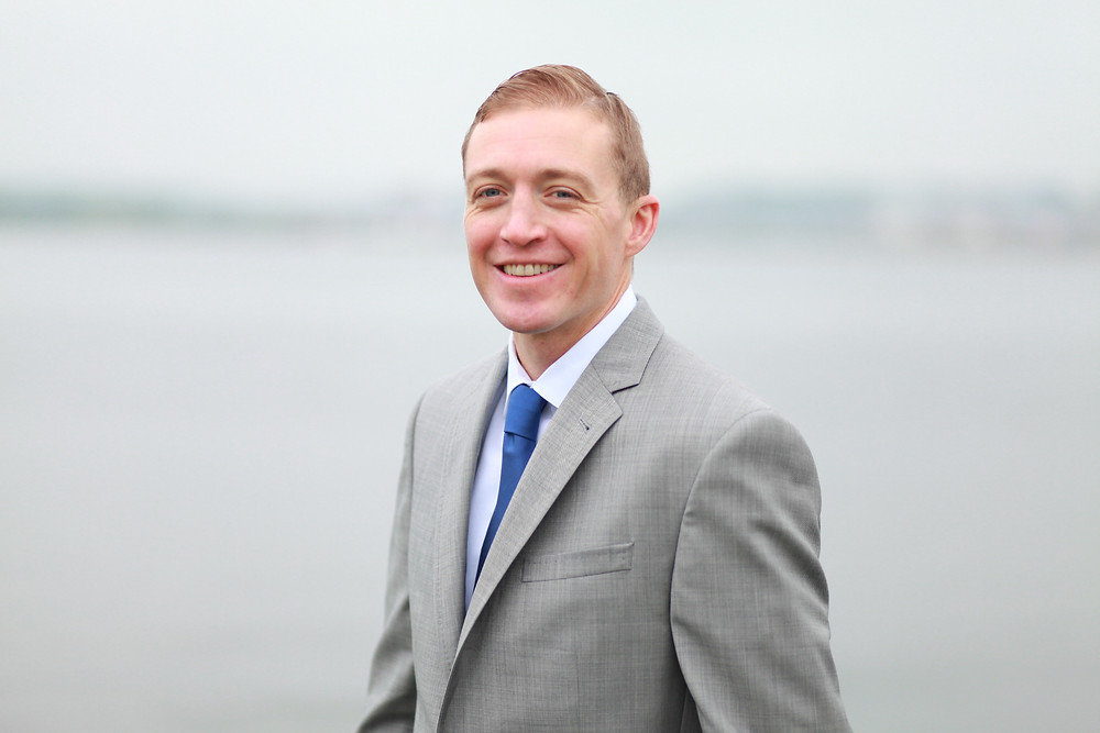 International Research Fellow, Brendan Wentz
