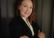 BIED Society Welcomes   Ms. Michela Pusterla - National Security Specialist