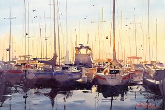 Early Morning, Elliott Bay