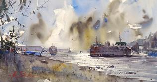 Bainbridge Ferry