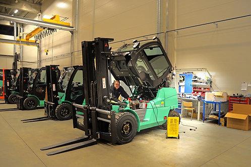 Lift Truck Course