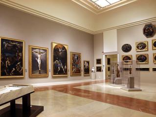 Galleria ESTENSE MODENA : Il luogo dell'incanto