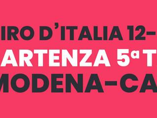 MODENA aspetta il GIRO D'ITALIA !
