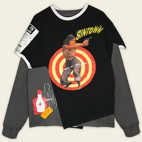 SINTOWN RECONSTRUCTED LONGSLEEVE