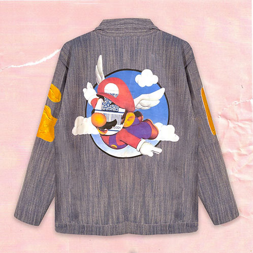 WING GLITCH COUCH JACKET