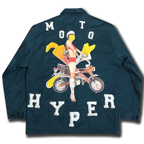 *DISCOUNT HYPER MOTO WORK JACKET