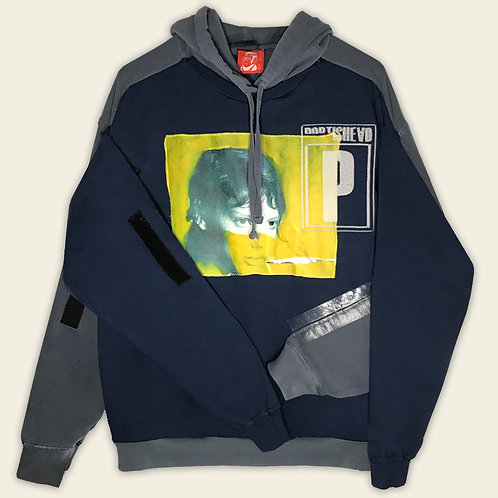 PORT HEAD RECONSTRUCTED SWEATSHIRT