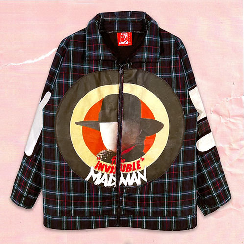 INVISIBLEMADMAN QUILTED JACKET