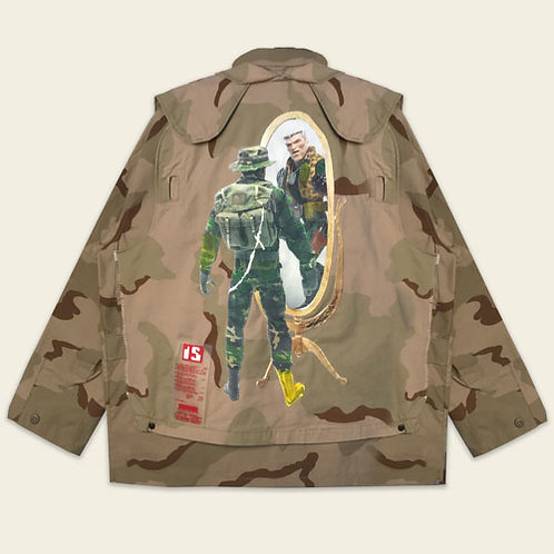 TOY SOLDIERS DUAL LAYER COAT