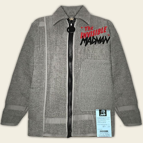 INVISIBLE MADMAN FLEECE LINED JACKET