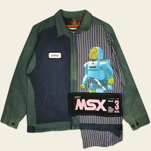 SUNBLEACHED MSX JACKET