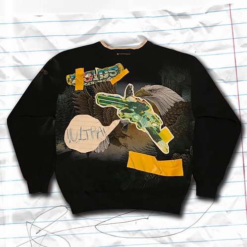 L-TARGET EARTH NATURE SWEATSHIRT C07