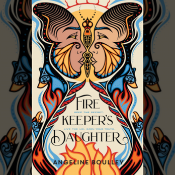 Book Review: Firekeeper's Daughter by Angeline Boulley.