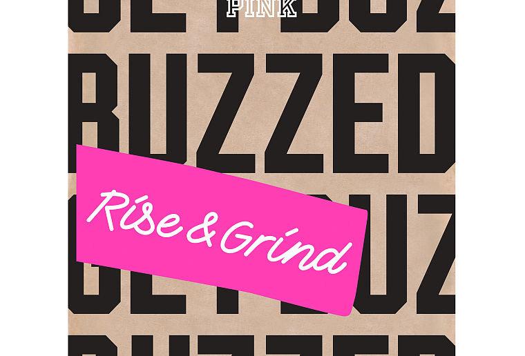 VS Rise and Grind Scrub Bag