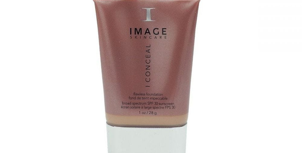 IMAGE I CONCEAL flawless foundation beige