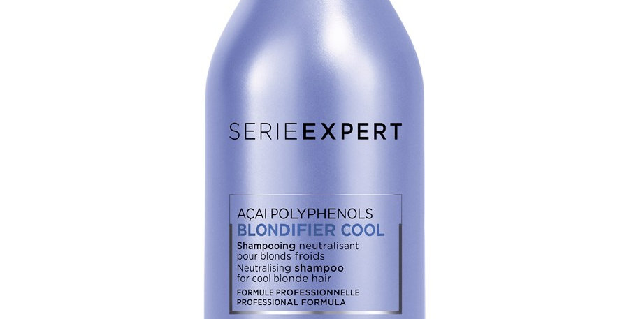 L'Oreal Serie Expert Se Blondifier Cool Shampoo